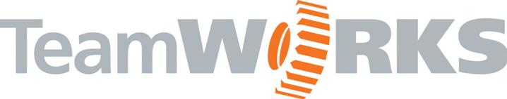 TeamWORKS's logo
